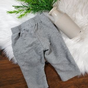 Jumping Beans Sweatpants | 18m | gray | pockets